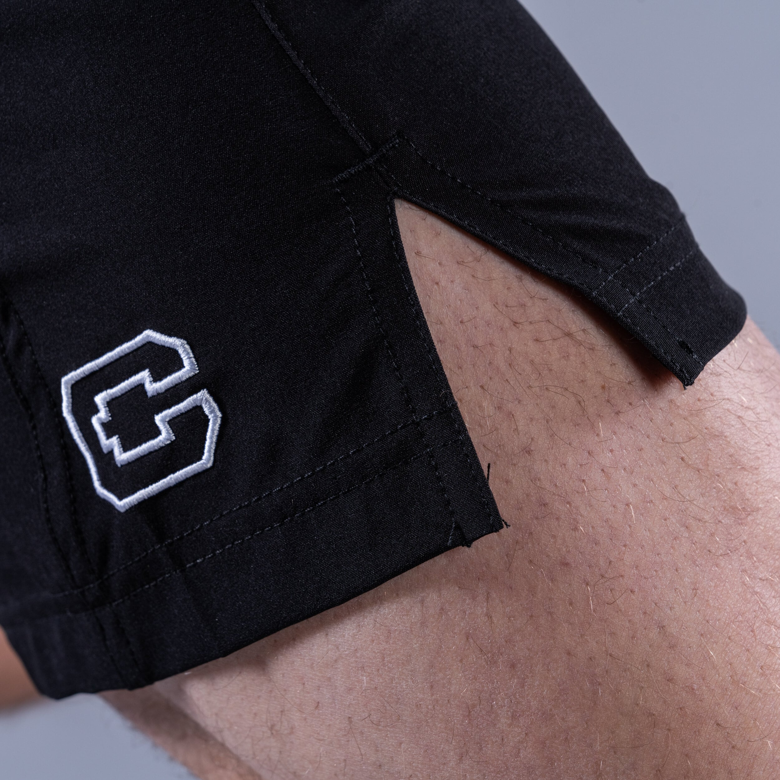 CLN Injection Shorts Black