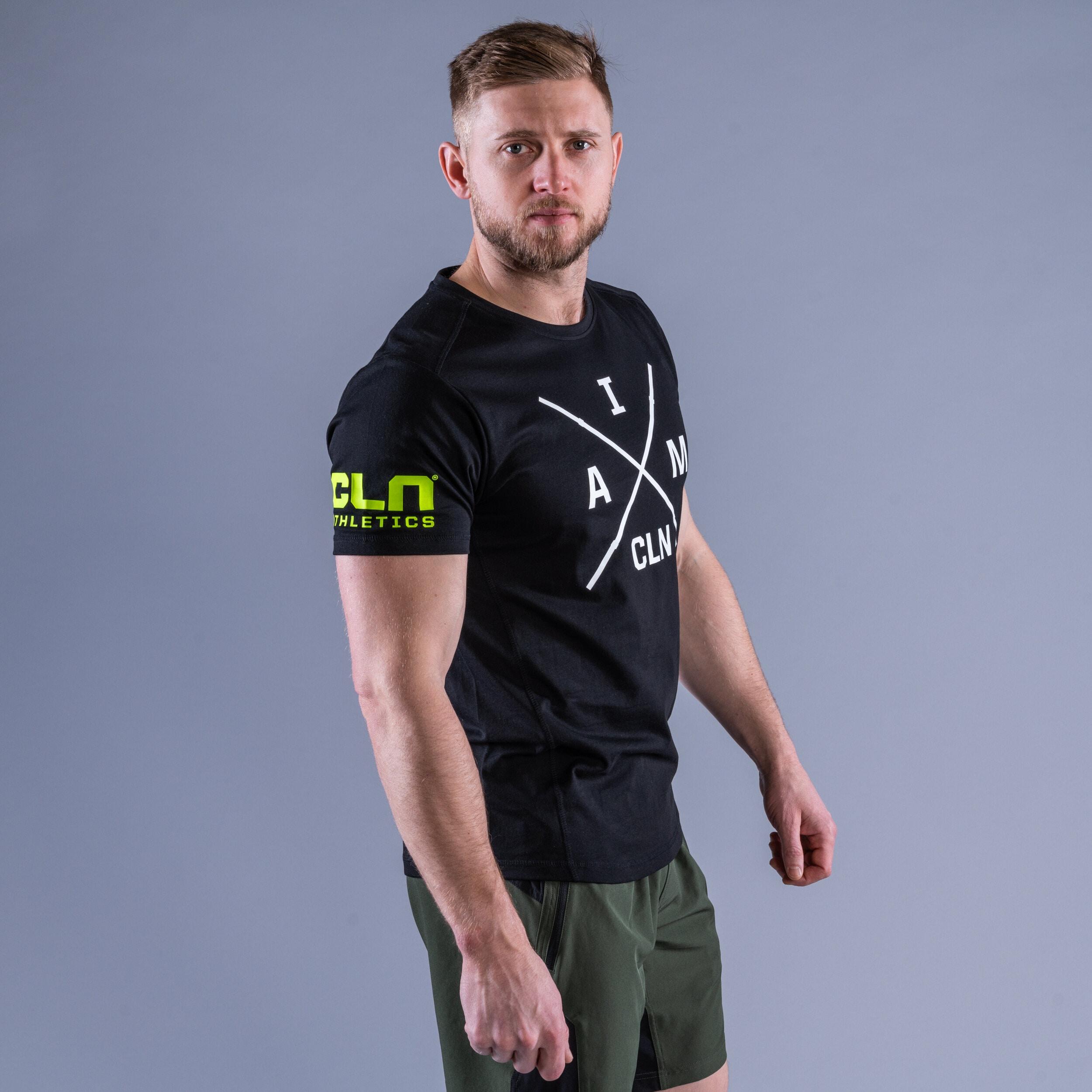 CLN Instructor t-shirt Black
