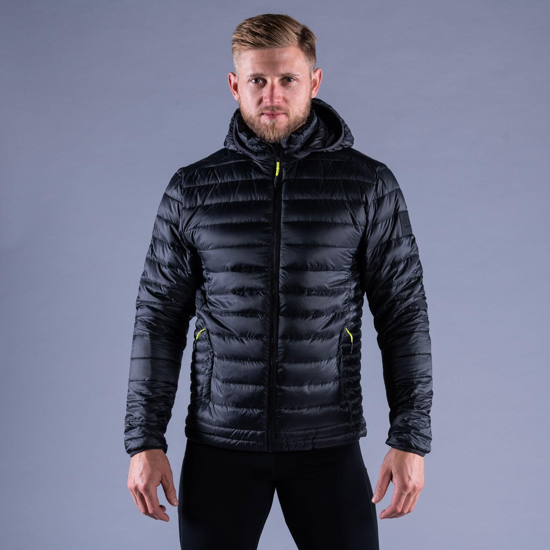 CLN Chill down jacket Black