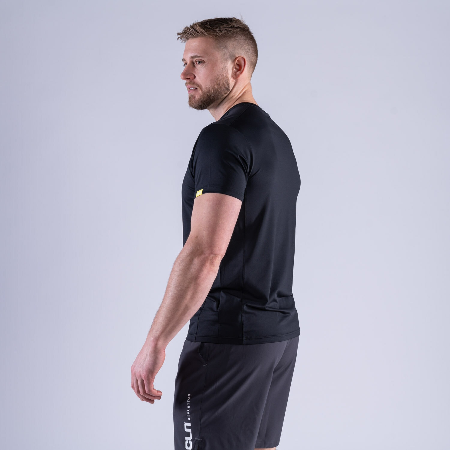 Package Tempo tights - Mist t-shirt Black