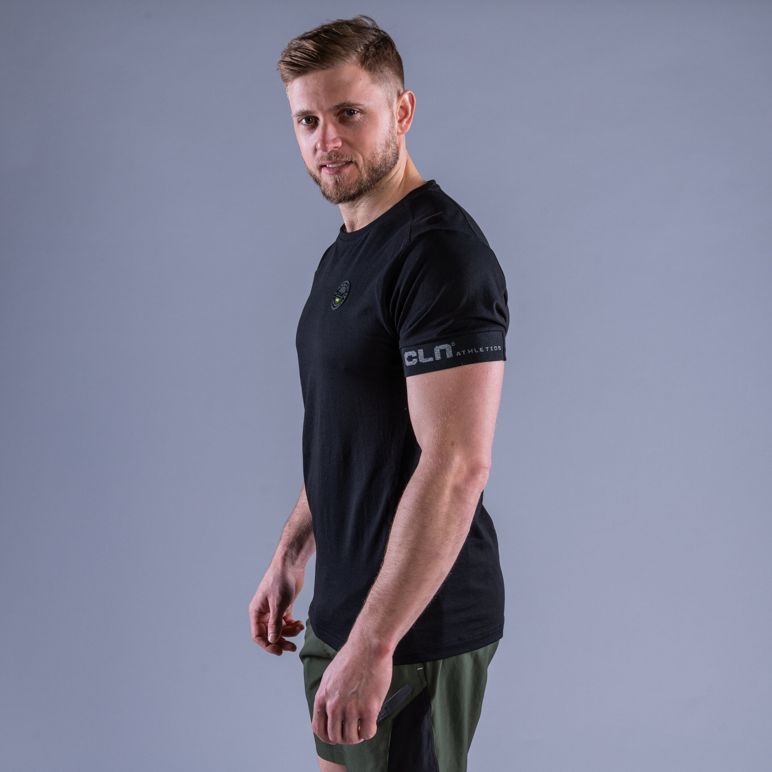 CLN Rush t-shirt Black
