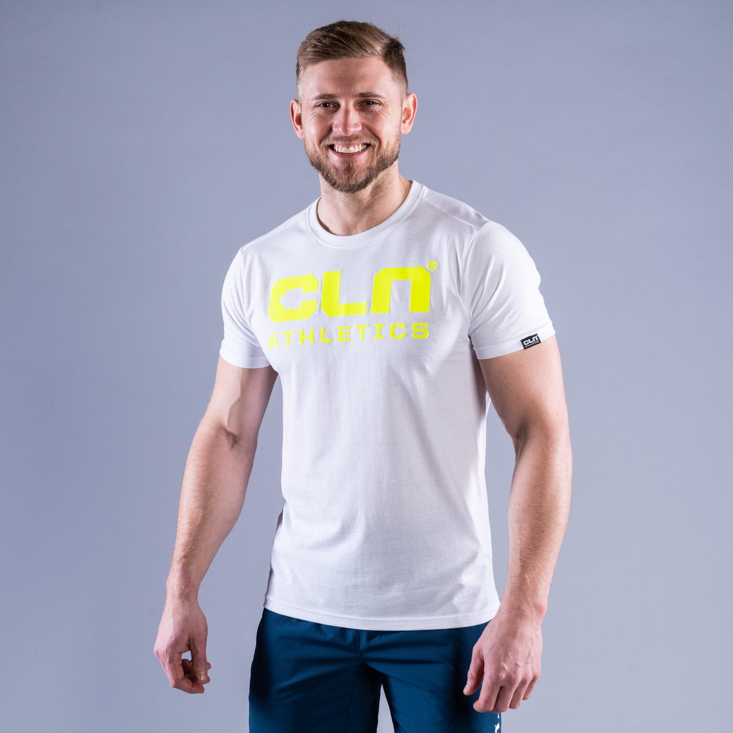 CLN Promo t-shirt White