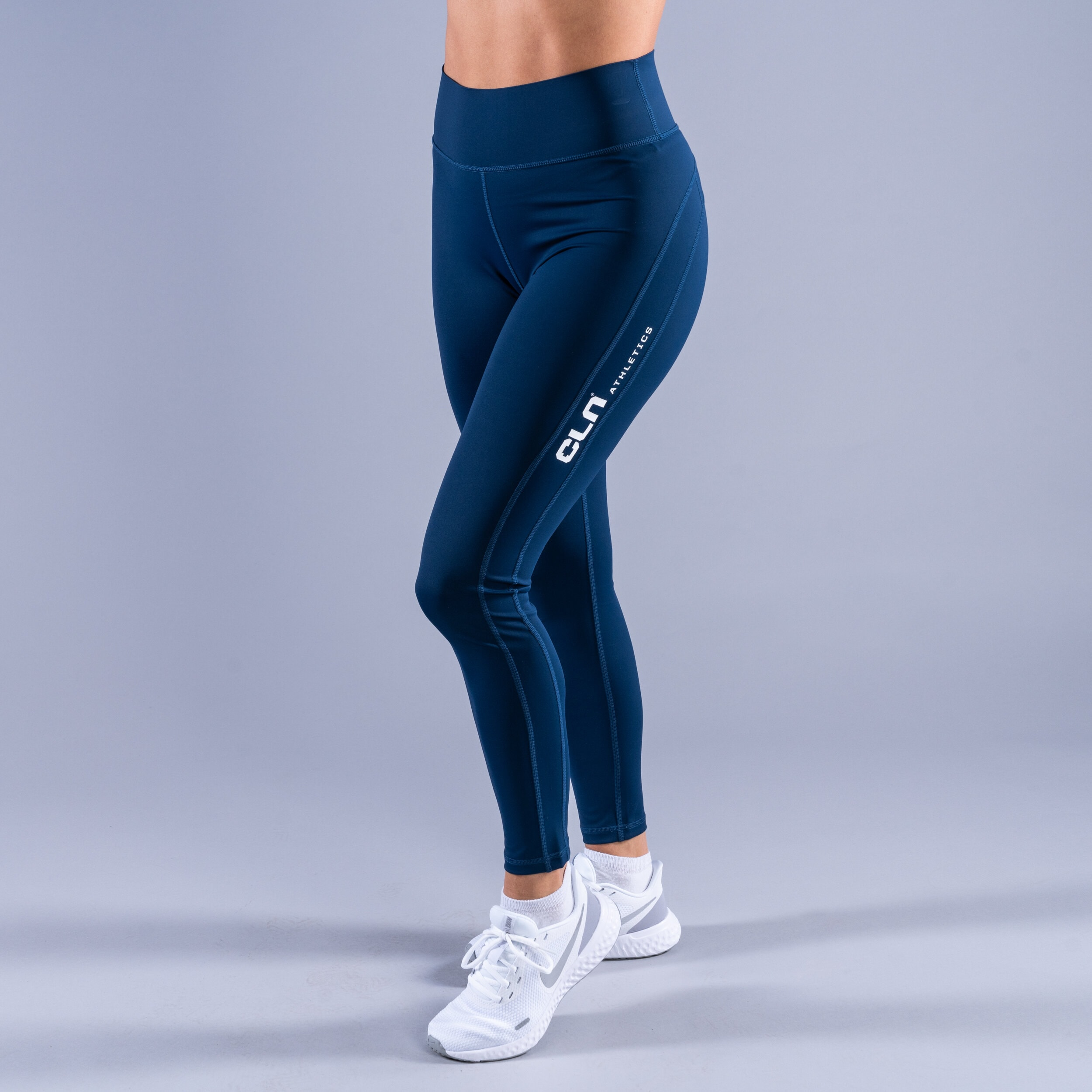 CLN Omni ws tights Titan blue