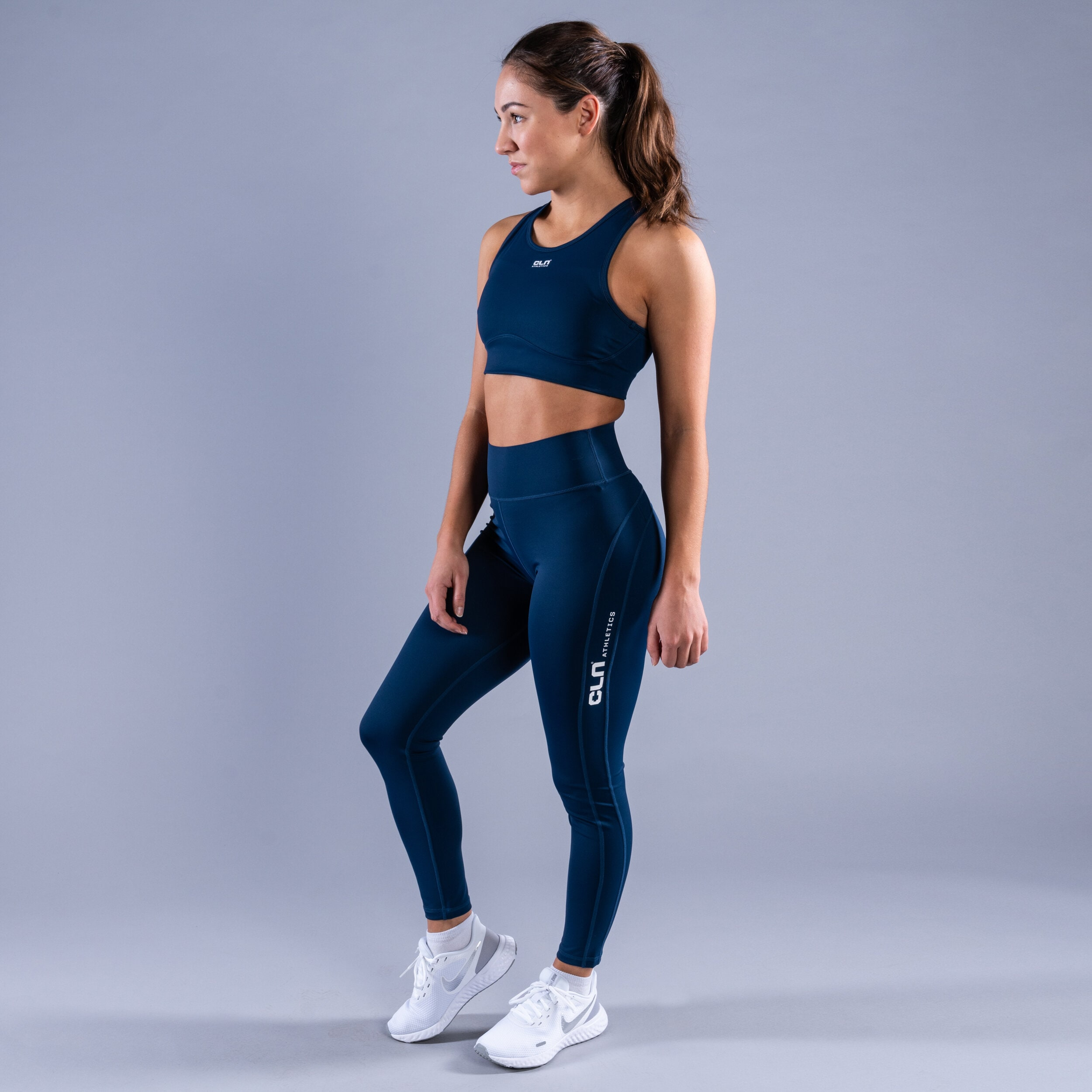 Omni tights - Intense sport bra Package Blue