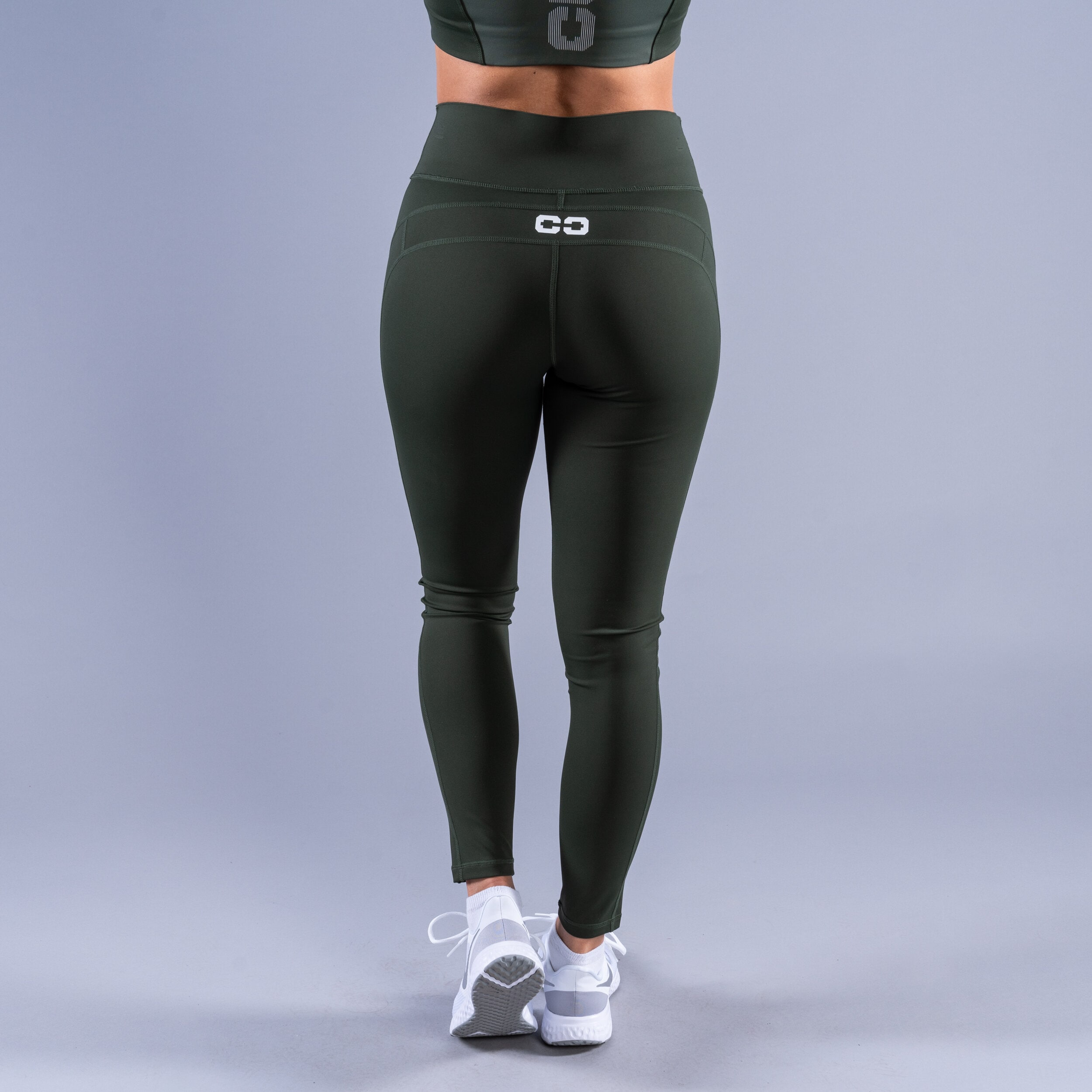CLN Omni ws tights Dark green