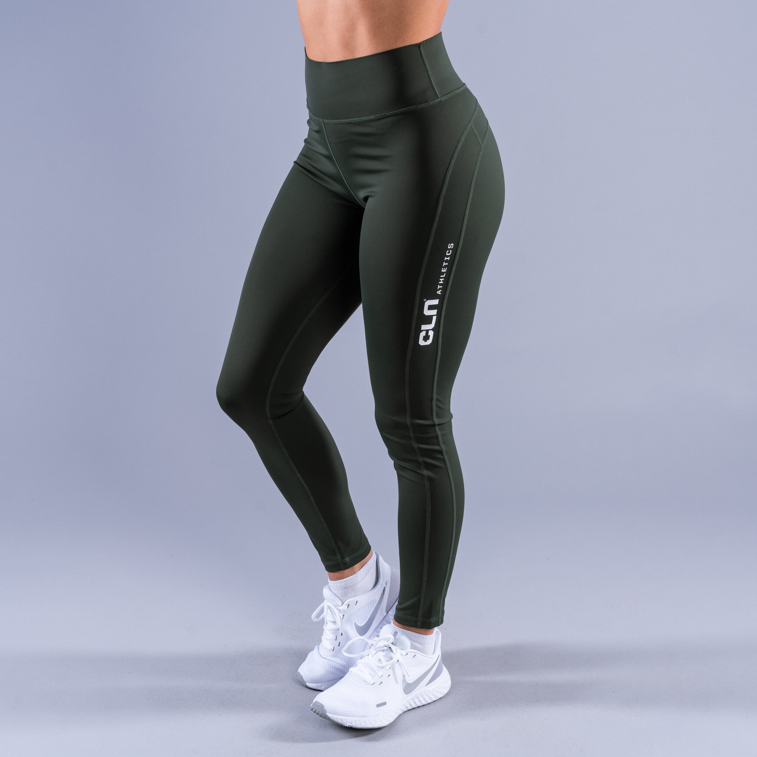 Omni tights - Intense sport bra Package Green