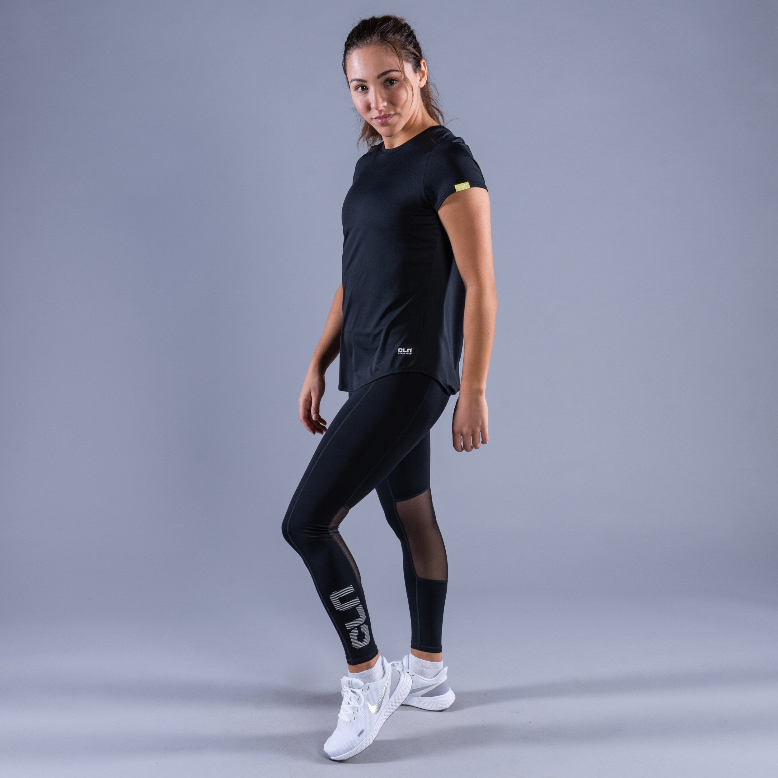 Package Freedom tights - Mel t-shirt Black