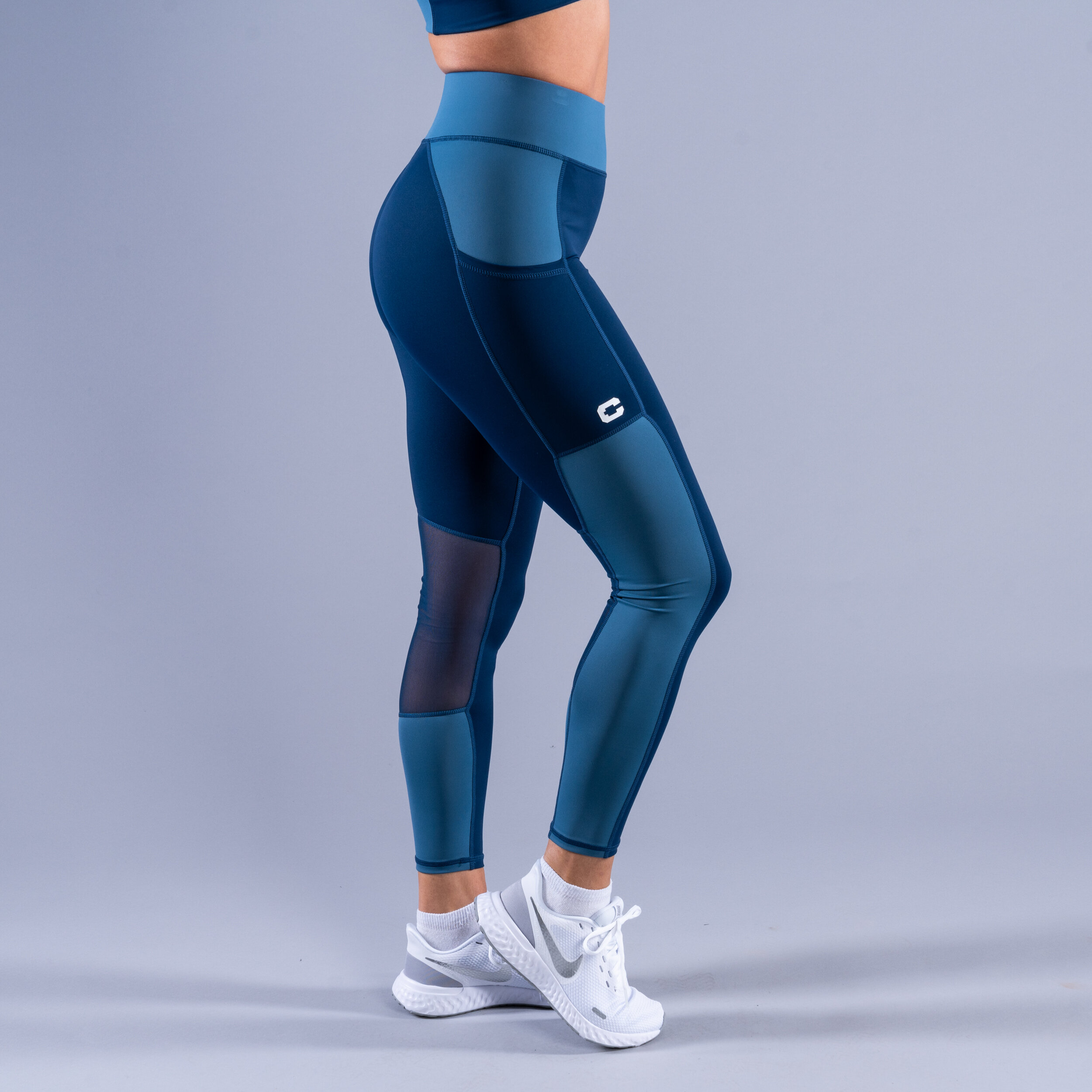 CLN Freedom ws tights Titan blue