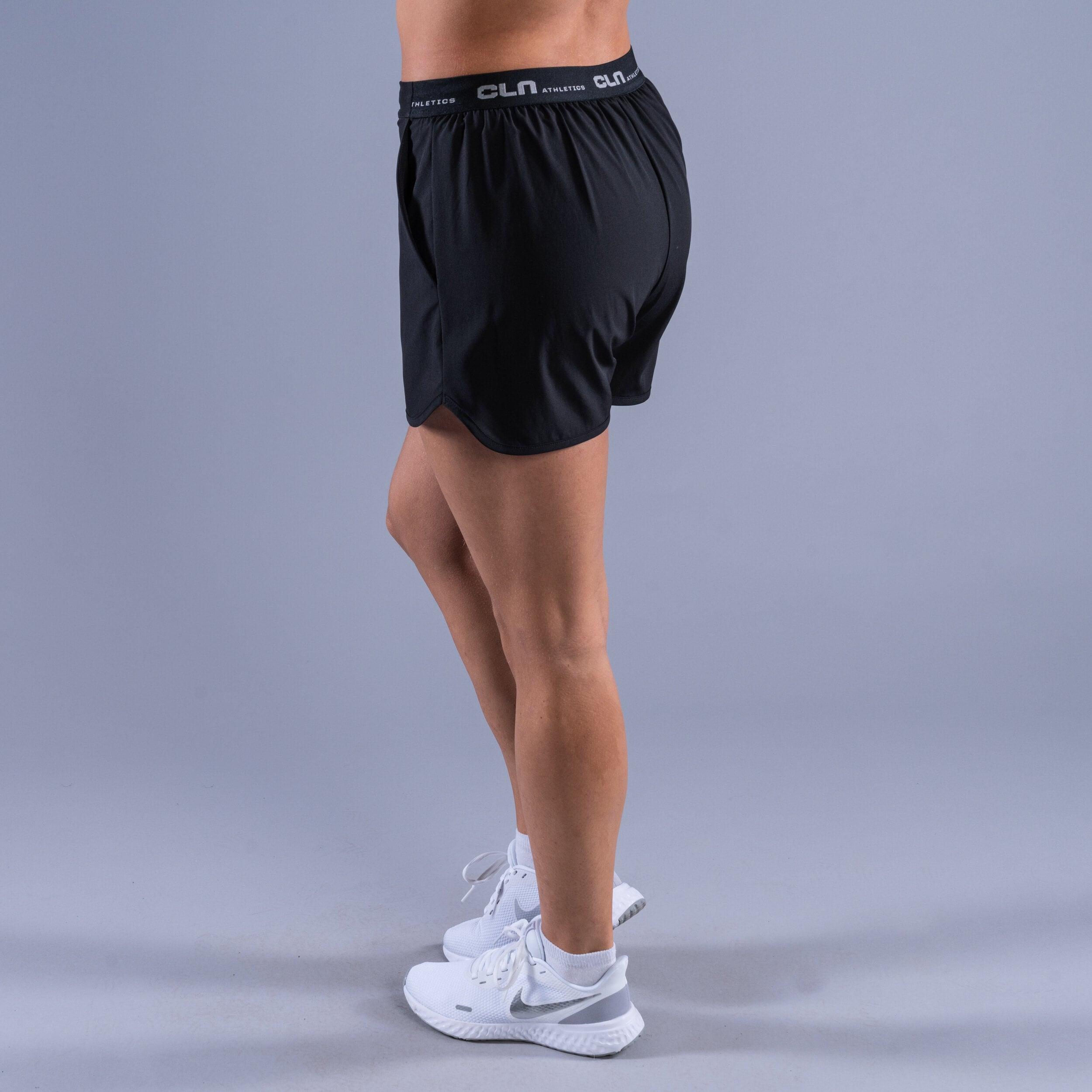 CLN Action ws stretch shorts Black
