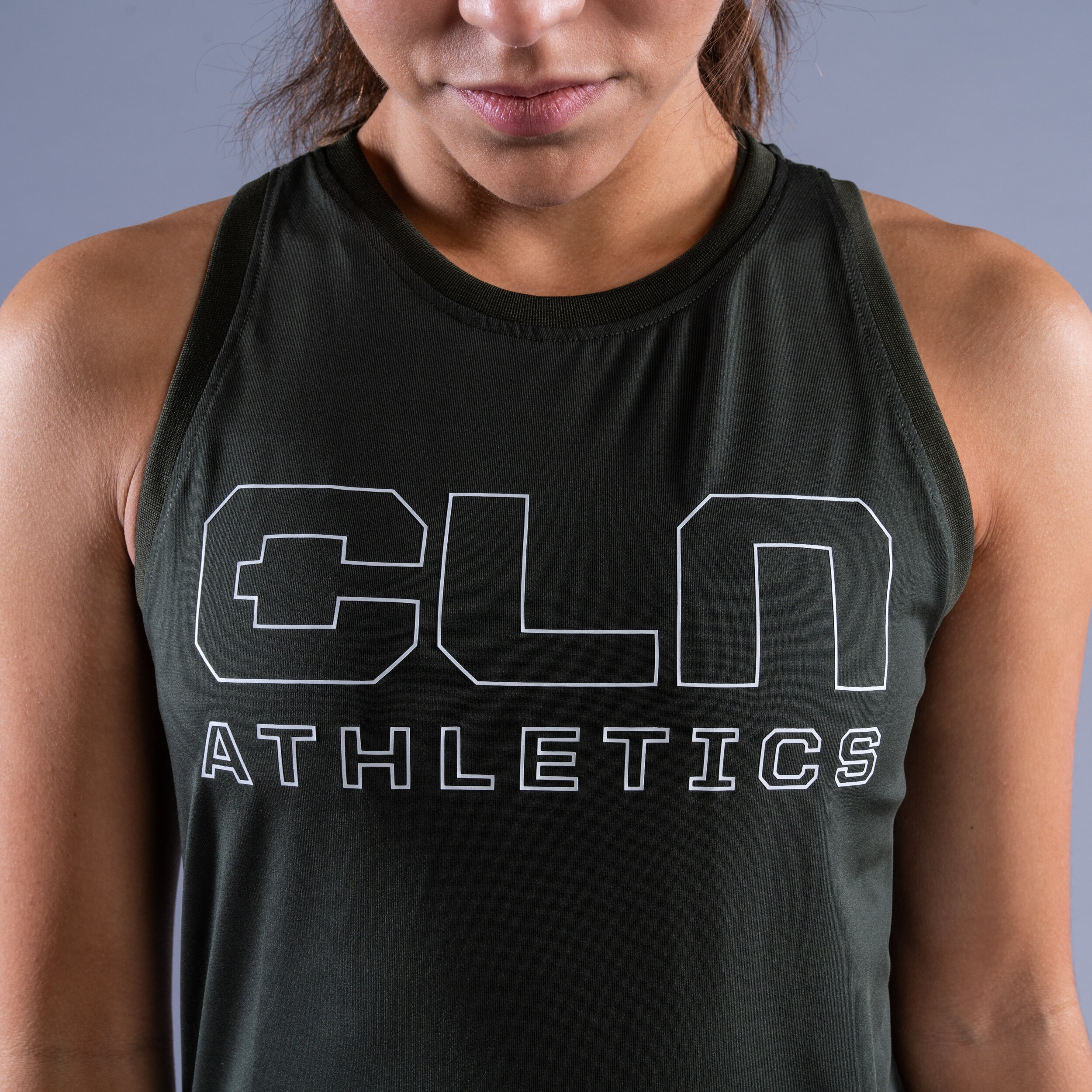 CLN Game ws tank 2.0 Dark green