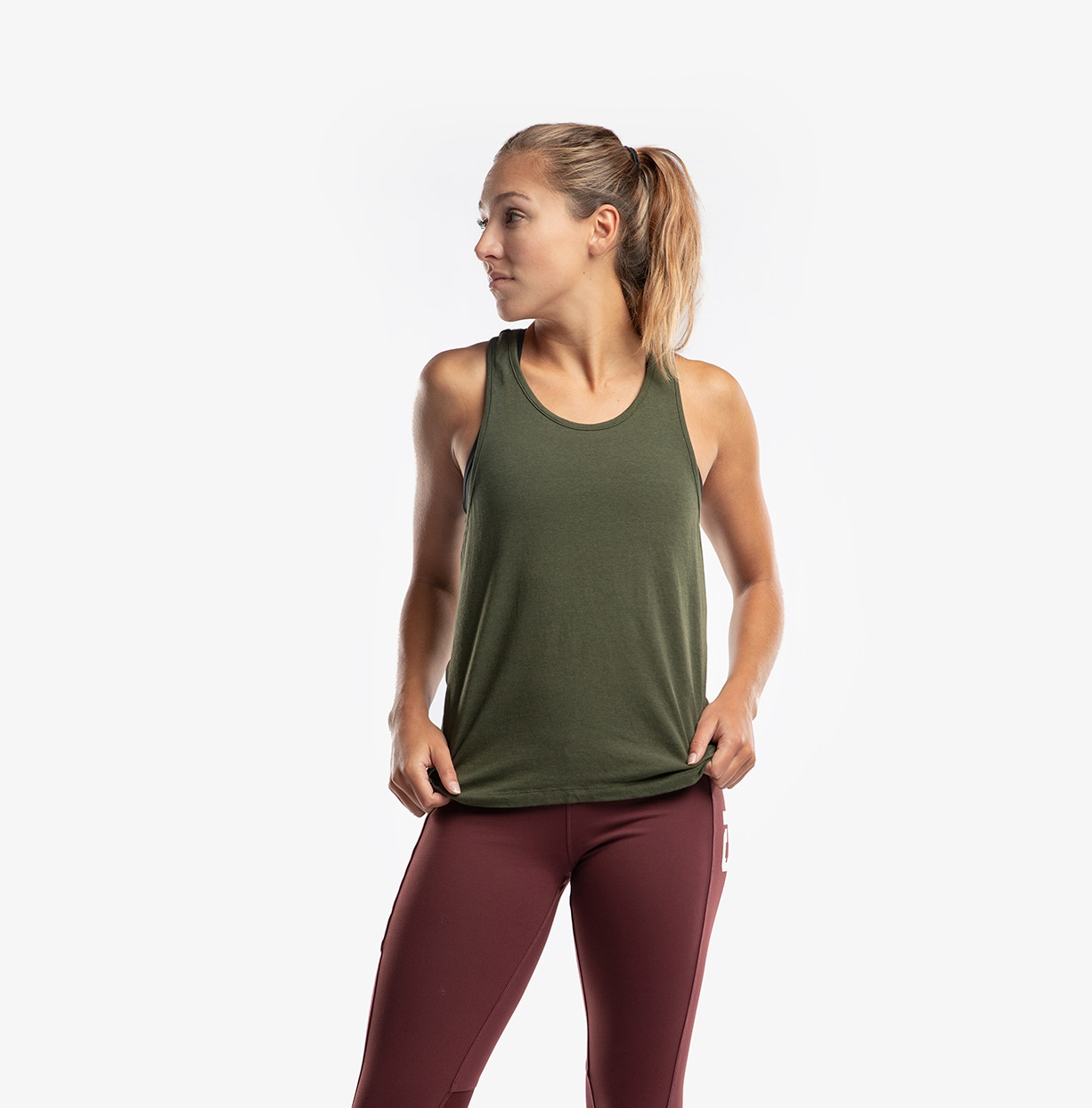 CLN Bamboo ws Essential Tank Army