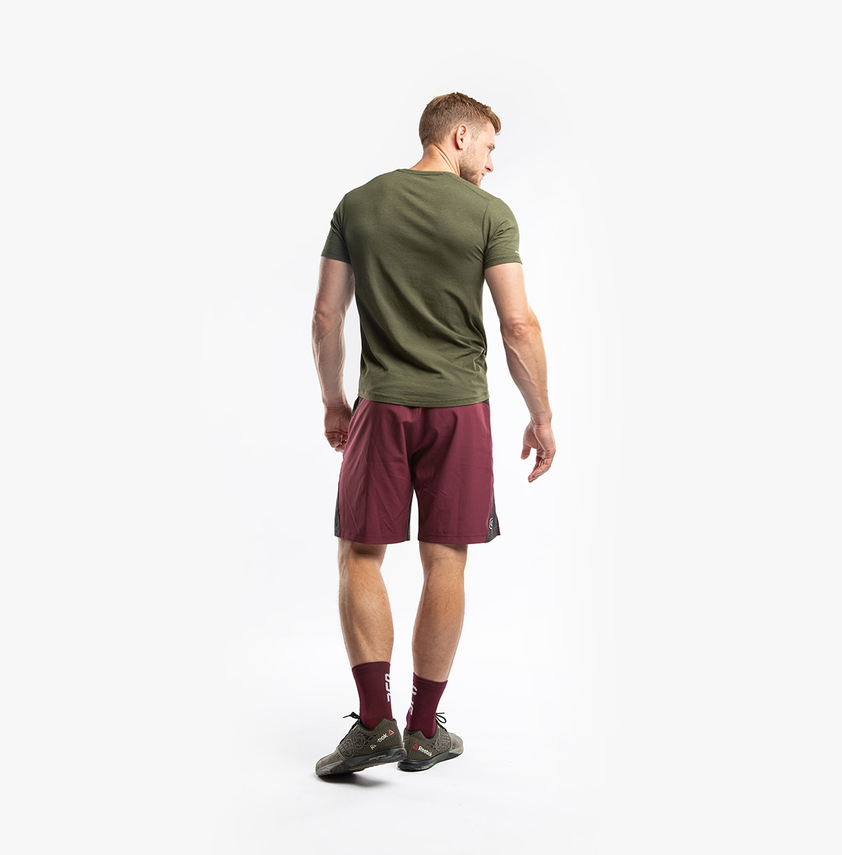 CLN Bamboo T-Shirt Army