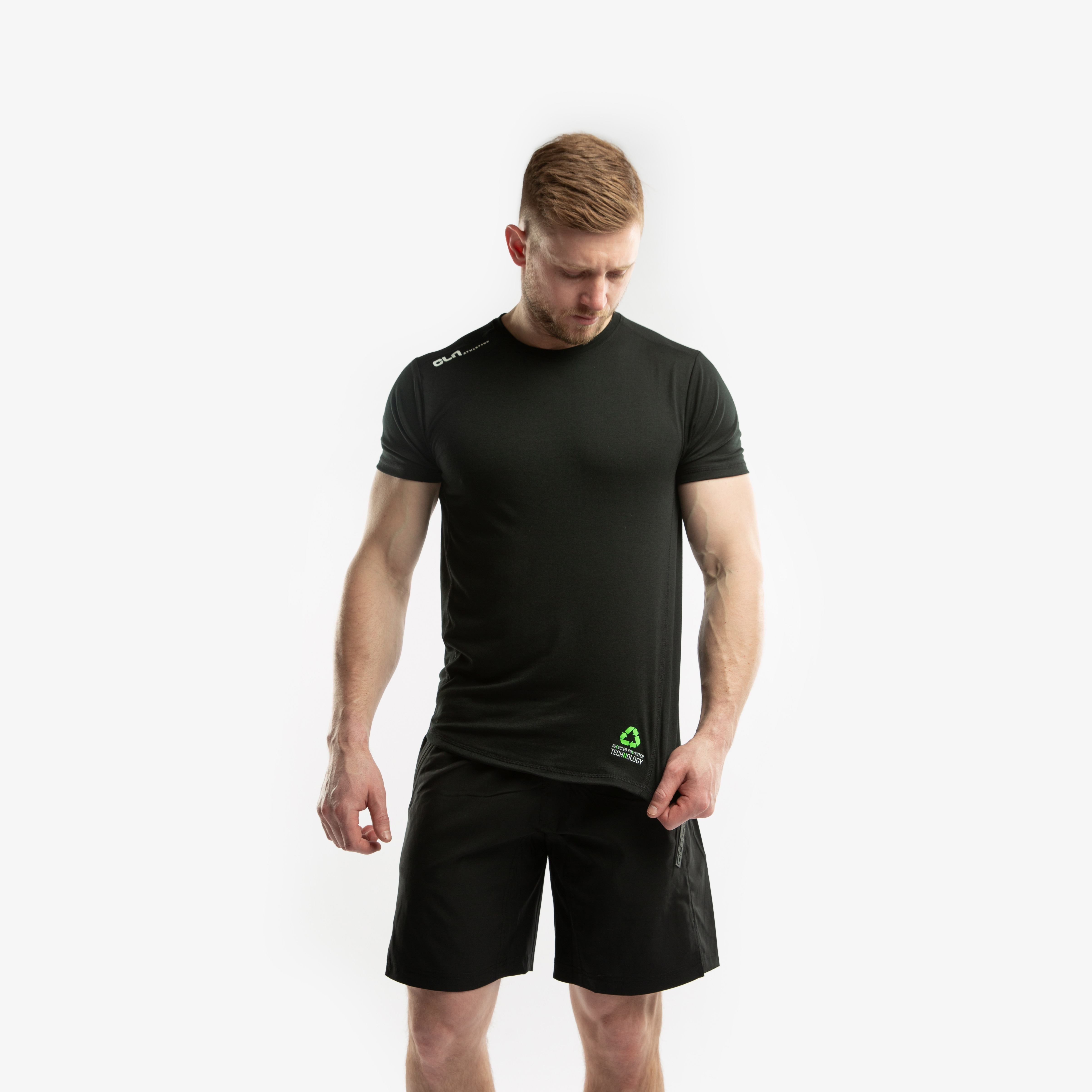 CLN Rec T-shirt black