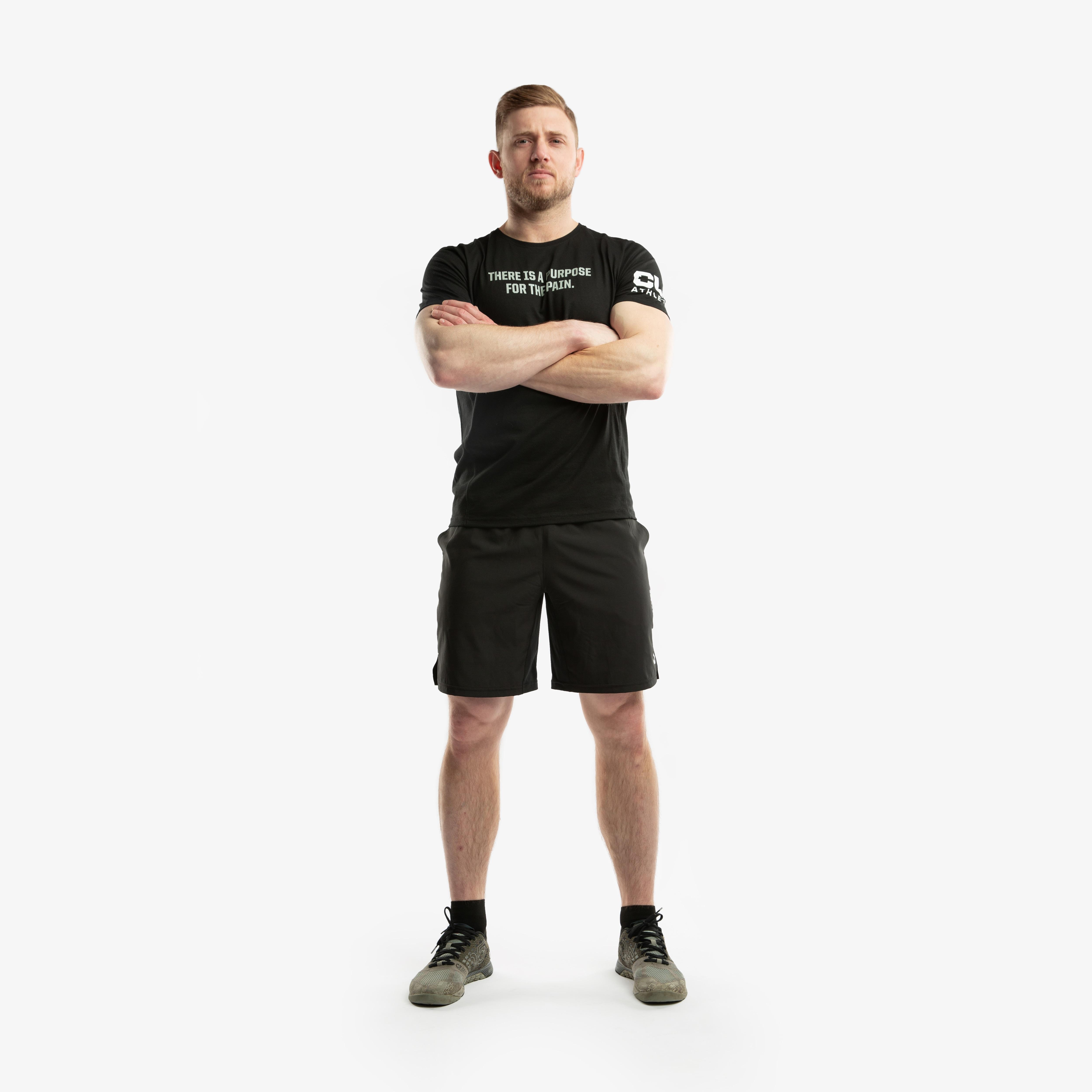 CLN Rope t-shirt Black