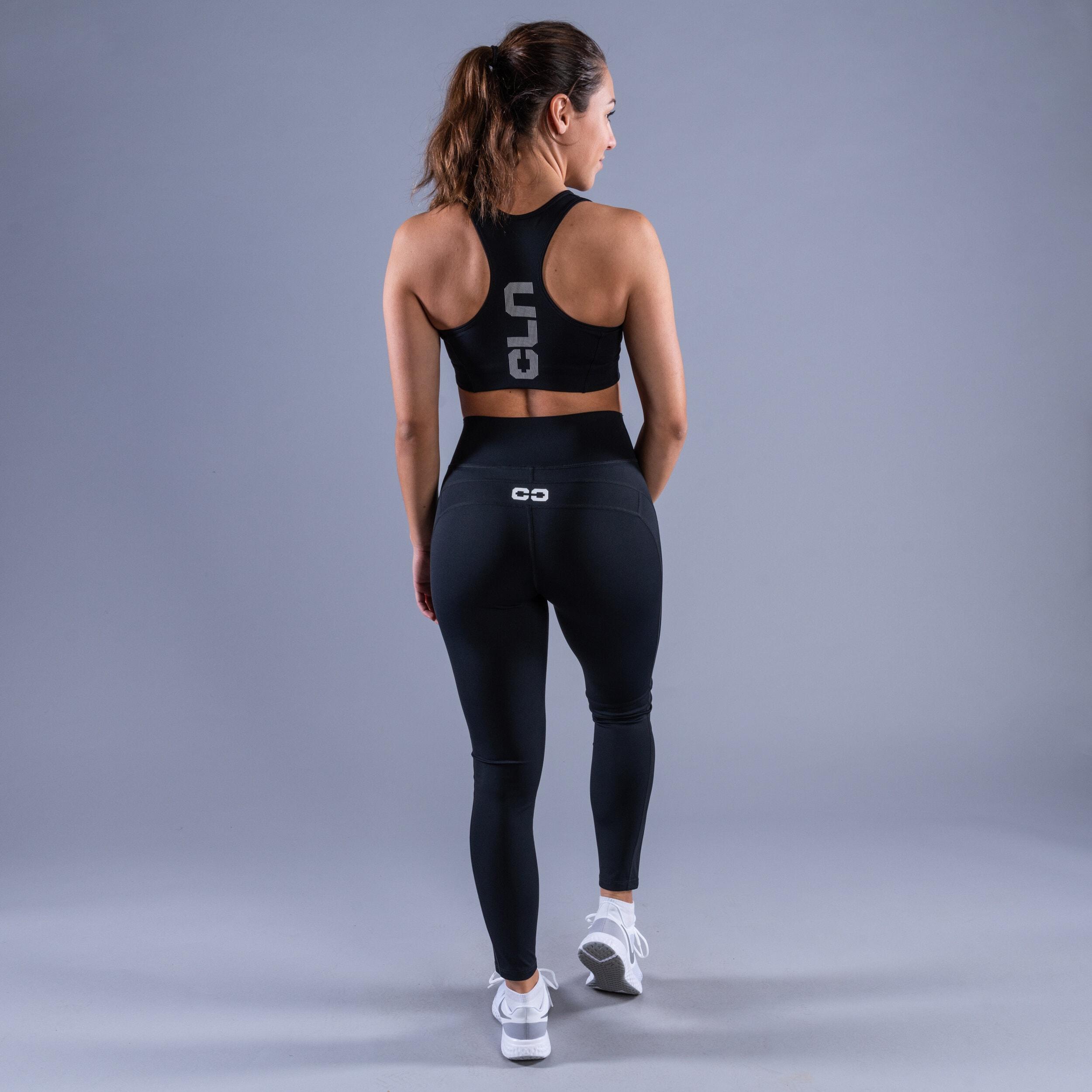 Omni tights - Intense sport bra Package Black