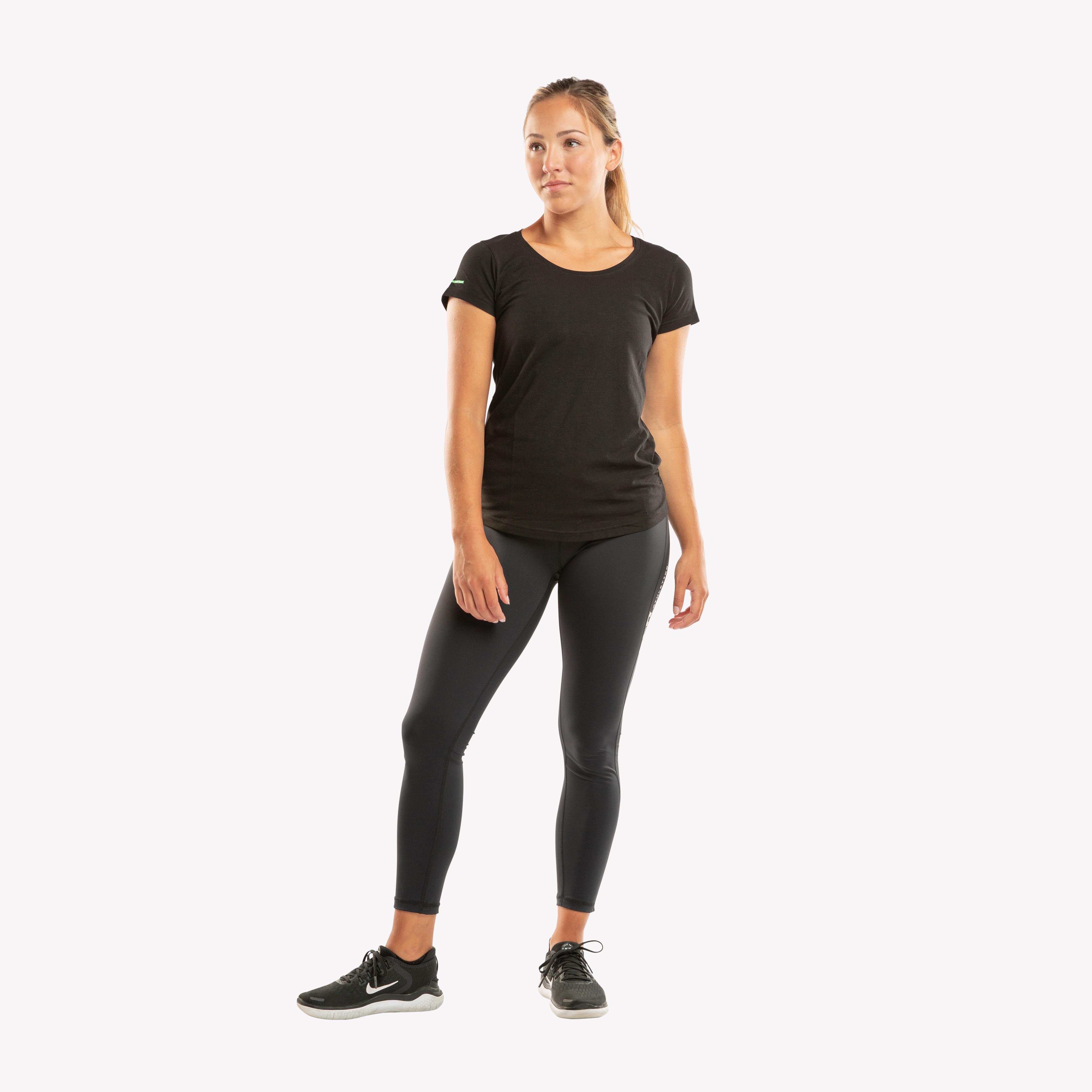 CLN Bamboo ws T-shirt Shadow