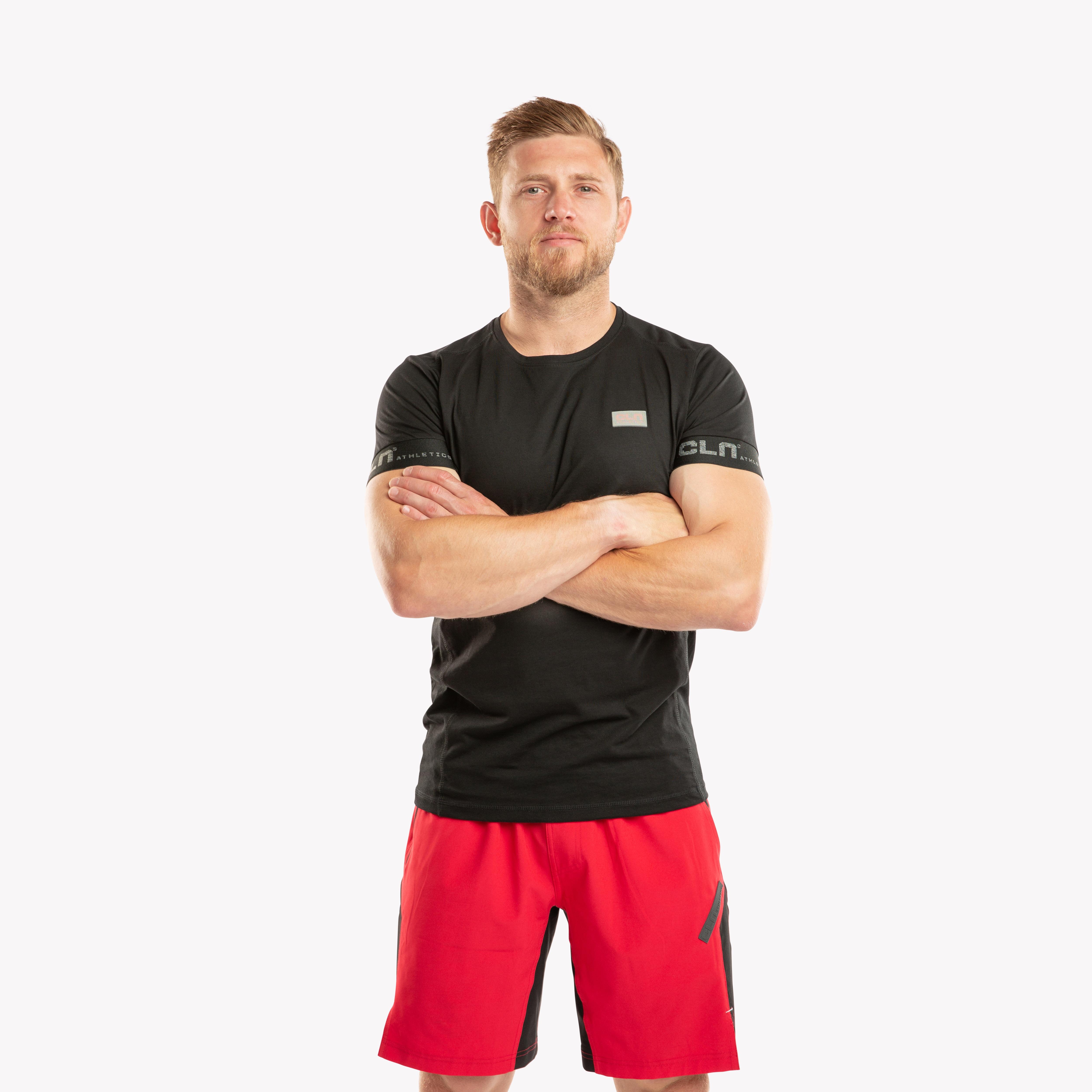 CLN Crustis t-shirt Black