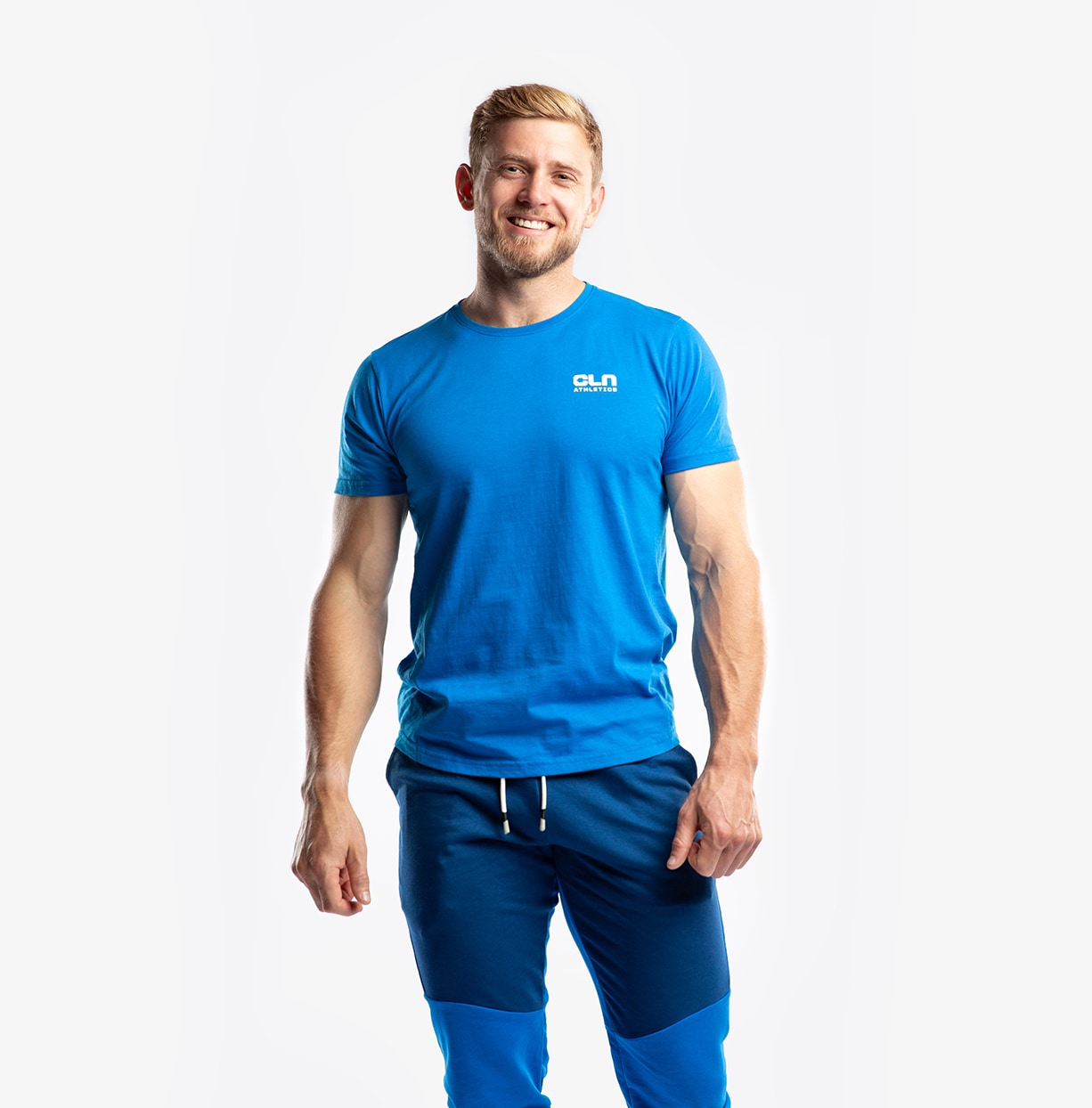 CLN Cruel T-Shirt Olympic Blue