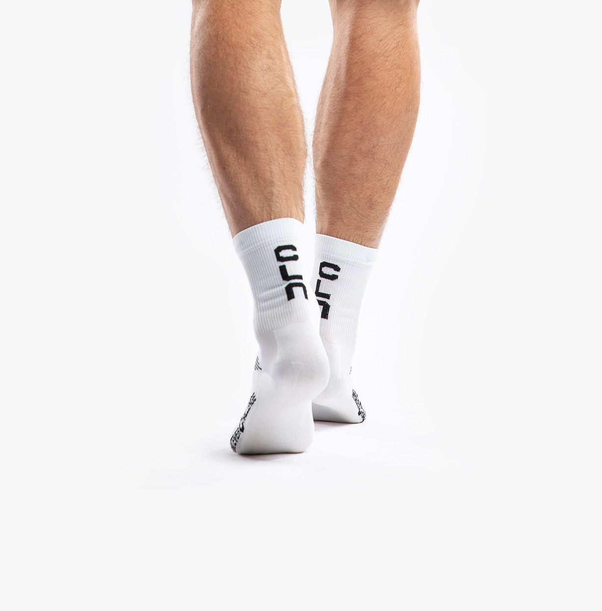 CLN Vision Socks White