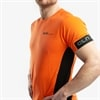 CLN Crustic t-shirt Orange
