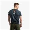 CLN Rope t-shirt Night blue