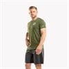 CLN Logg Bamboo T-Shirt Forrest green