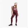 CLN Shorty Cropped ws Top Burgundy